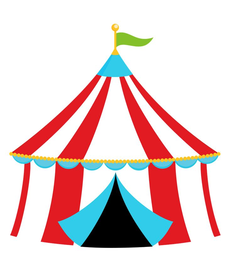 Alreadyclipart-carnival-circus-on-bounce-houses-2