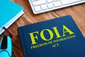 FOIA Opens in new window