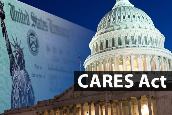 CARES Act Opens in new window