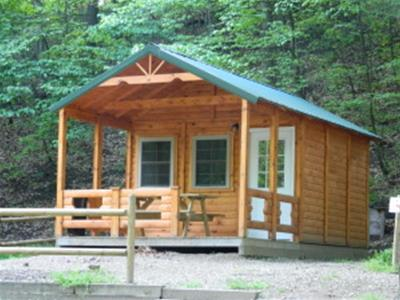 Log Cabin Opens in new window